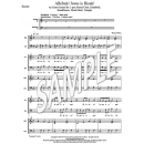 Alleluia! Jesus is Risen! (2-part mixed choir, handbells, chimes, percussion)