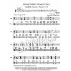 Eternal Father, Strong to Save - HB Descant