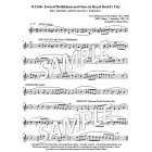 O Little Town of Bethlehem & Once in Royal David's City - C instrument descants