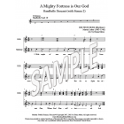 A Mighty Fortress (Rhythmic) - Handbells descant