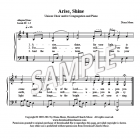 Arise, Shine (Unison Choir or Congregation)