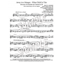 Away in a Manger & What Child Is This - Clarinet descants