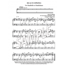 Beach Spring tune (HB, 2 octaves 10 bells used)