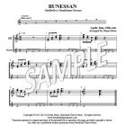 Bunessan (Tune) - HB descant (3 oct)