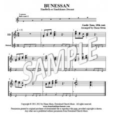 Bunessan (Tune) - HB descant (3 oct)