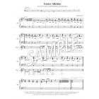 Easter Alleluia (Unison Choir & Handbells/chimes)