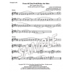 From All That Dwell Below the Skies - Trumpet Descant (Key: D)