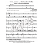 Gloria, Alleluia! - A Christmas Echo Medley (HB or Chimes, 2 oct)