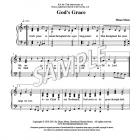 God's Grace - Unison Choir &/or Congregation