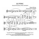 Le P'ing - Instrumental Descant