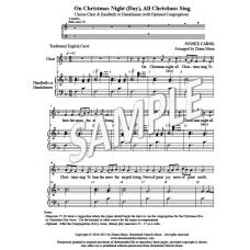 On Christmas Night, All Christians Sing (HB & Choir)