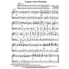 Tempus Adest Floridum (Gentle Mary...Tune) (HB - 3 oct)