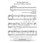 The King Shall Come (HB intro - 2 or 3 octaves)
