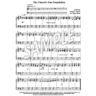The Church's One Foundation - Handbells/chimes (3 oct, 11 bells)