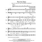 Were You There - St. 2 (2-part choir, HB, organ)