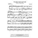 Worship in Spirit and Truth (Unison or 2-part & Piano)